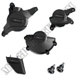 Kit de 5 protections GB Racing CBR600 RR 07-13
