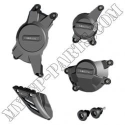 Kit de 5 protections GB Racing GSXR1000 K9-L3