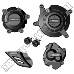 Kit de cinq protections GB Racing ZX10R 2011
