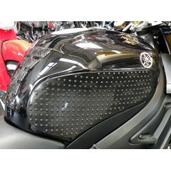 Carter transparent moto