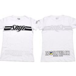 T shirt Moriwaki / Shift Femmes blanc taille L