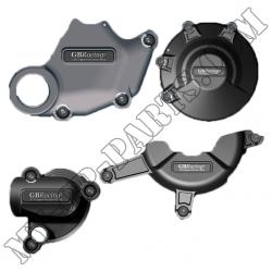 Kit de 4 protections de carter GB Racing DUCATI 848