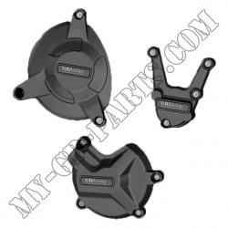 Kit de 3 protections de carter GB Racing BMW S1000R 09-11