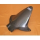 Garde boue arrière carbone TYGA PERFORMANCE CBR600RR 03-04
