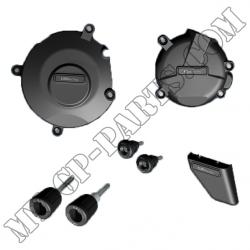Kit de 5 protections GB Racing GSXR1000 K5-K8