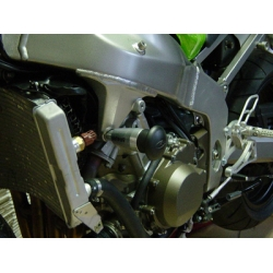 Tampons de protections Euro Racing ZX6R 03-04