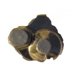 Protection de carter embrayage carbone Lightech HONDA CBR 600 2003 - 04