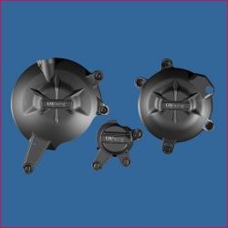 Kit de 3 protections de carter GB Racing ER-6 N/F VERSIS 2006-2012