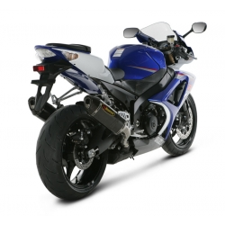 Silencieux adaptable SLIP-ON Akrapovic pour SUZUKI GSX R 1000 (2007-2008)
