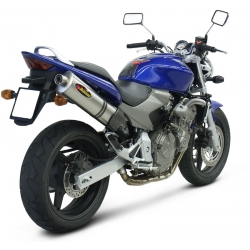 Silencieux adaptable SLIP-ON Akrapovic HONDA CB 600 HORNET (2003-2006)