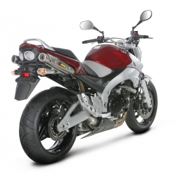 Silencieux adaptable SLIP-ON Akrapovic SUZUKI GSR 600 (2006-2011)