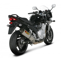 Silencieux adaptable SLIP-ON Akrapovic SUZUKI GSF 1250 BANDIT (2007-2012)