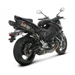 Silencieux adaptable SLIP-ON Akrapovic SUZUKI GSX 1300 BKING (2007-2012)