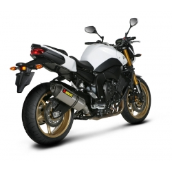 Silencieux adaptable SLIP-ON Akrapovic YAMAHA FZ 8 (2010-2012)
