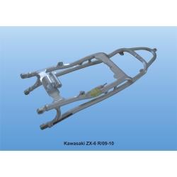 Arrière de cadre support carénage Racing Kawasaki ZX6 R 09-12