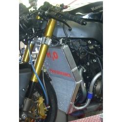 Radiateur d'eau additionnel H2O Performance ZX10R 04/05
