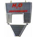 Radiateur d'eau et d'huile grande capacité H2O performance Ducati 749, 999