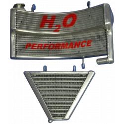 Radiateur d'eau et d'huile grande capacité H2O performance Monster S4R