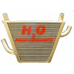Radiateur d'eau additionnel H2O Performance Honda Hornet 07/12