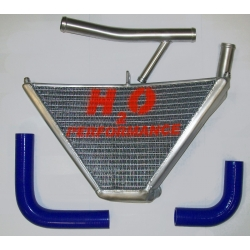 Radiateur d'eau additionnel H2O Performance Honda CBR600 RR 07-11