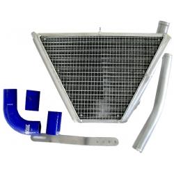 Radiateur d'eau additionnel H2O Performance Suzuki GSXR600-750 K6-K10