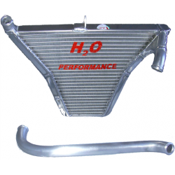 Radiateur d'eau additionnel H2O Performance Yamaha YZF R6 03-05