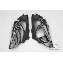Flancs carbone CARBONIN BMW S1000RR 2010-2012