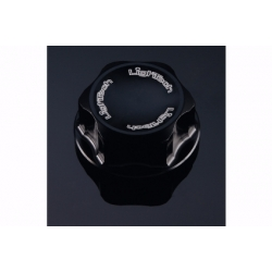 Écrou de Colonne de direction en aluminium anodisé taillé masse M28 x 1 LIGHTEC