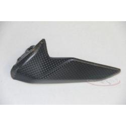 Protection inferieure de chaine carbone mat CARBONVANI Ducati 1199 Panigale