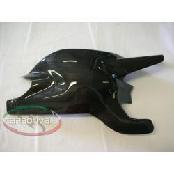 Protection de bras oscillant carbone Ducati Monster 1100