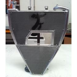 Radiateur d'eau Taleo Tecnoracing grand format Ducati 1199 Panigale