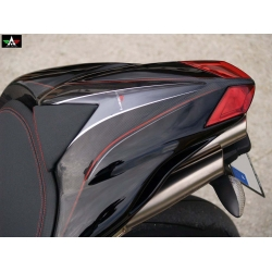 Selle monoplace version route CARBONE MV AGUSTA F4 2010 / 2012