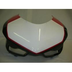 Tete de fourche CARBONVANI Racing Ducati 848 / 1098 /1198