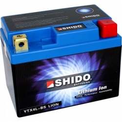 Batterie Lithium Ion YT9B-BS