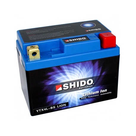 Batterie Lithium Ion YT12-BS