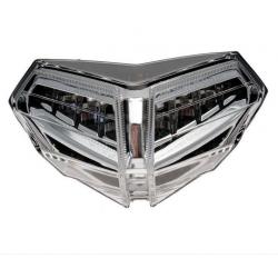 Feux arrière à LEDS homologué avec clignotants intégrés DUCATI