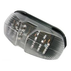 Feux arrière à LEDS homologué avec clignotants intégrés YAMAHA FZ1 / FZ6 /FZ8