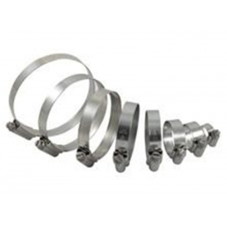 Colliers de durites de radiateur silicone HONDA