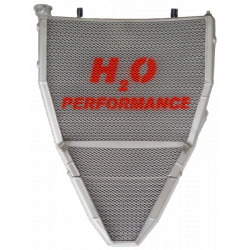 Radiateur d'eau et d'huile grande capacité H2O performance MV Agusta F4 2009 - 2012