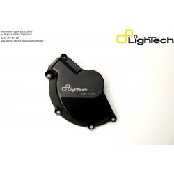Protection de carter alternateur aluminium taillée masse LIGHTECH BMW S1000RR 09-16