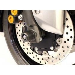 Protection axe de roue avant R&G YAMAHA TMAX 500 08-11