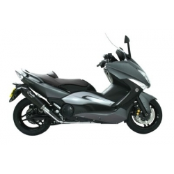 Ligne complète LASER STEALTH inox homologue YAMAHA TMAX 500 08-11