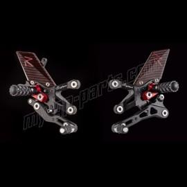 Commandes Reculées version R LIGHTECH Ducati