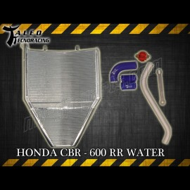 Radiateur d'eau grand format Taleo Tecnoracing CBR600RR 07-15