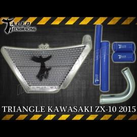 Radiateur d'eau additionnel Taleo Tecnoracing ZX10R 11-15