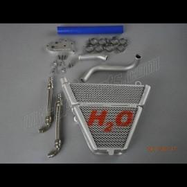 Radiateur d'eau et d'huile additionnel H2O Performance Ducati 899, 1199, 1299 Panigale
