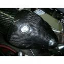Protection silencieux origine droit Carbone CARBONVANI Ducati Monster 696 / 796 / 1100