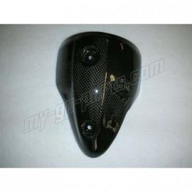 Protection silencieux origine gauche Carbone CARBONVANI Ducati Monster 696 / 796 / 1100