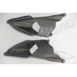 Aeration de capot de selle carbone CARBONVANI Ducati 899, 1199 Panigale