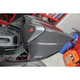 Coque arrière version racing carbone CARBONVANI Ducati 899, 1199 Panigale